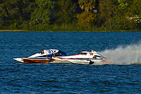 "Daniel Upton, NM-83 ""Blue Mule-Fast Tracker"" , Jared Behrman, E-181 (National Mod hydroplane(s)"