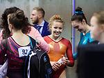 British Championships 2017. Senior All Around Competition 25.3.17