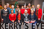 The Christmas celebration for the Kerry Branch of the Retired Nurses Association. <br /> Front L-R Margaret Relihan, Eileen O'Reilly, Eileen McSparron, Mary Buckley, Bridie O'Sullivan and Mary Cremin. <br /> Back L-R John Lyne, Sr Columba Relihan, Margaret O'Sullivan, Ann Healy , Hannah Mary Lyne, Joan Curran, Dan McCarthy and Sue McDonough.