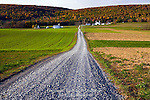Farm Lane, Centre Country, Pennsylvania