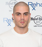 LAS VEGAS, NV - April 27 :  Max George pictured as The Wanted perfrom at REHAB Pool Party at Hard Rock Hotel & Casino in Las Vegas, NV on April 27, 2014. © Kabik/ Starlitepics ***HOUSE COVERAGE*** /NortePhoto