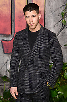Nick Jonas<br /> arriving for the &quot;Jumanji: Welcome to the Jungle&quot; premiere at the Vue West End, Leicester Square, London<br /> <br /> <br /> &copy;Ash Knotek  D3358  07/12/2017