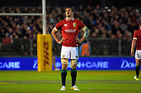 Lions captain Sam Warburton during the 2017 DHL Lions Series rugby union match between the NZ Provincial Barbarians and British & Irish Lions at Toll Stadium in Whangarei, New Zealand on Saturday, 3 June 2017. Photo: Dave Lintott / lintottphoto.co.nz