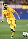 FC Barcelona's Arda Turan during Champions League 2015/2016 Quarter-Finals 2nd leg match. April 13,2016. (ALTERPHOTOS/Acero)