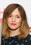 Rose Byrne attends the World Premiere of Hamish Linklater's 'The Whirligig' at Green Fig's Social Drink and Food Club Terrace on May 21, 2017 in New York City.