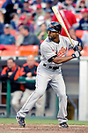 19 May 2007: Baltimore Orioles outfielder Corey Patterson in action against the Washington Nationals at RFK Stadium in Washington, DC. The Orioles defeated the Nationals 3-2 in the second game of the 3-game interleague series...Mandatory Photo Credit: Ed Wolfstein Photo