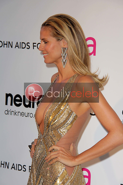 Heidi Klum<br />