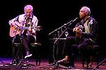 Caetano Veloso and Gilberto Gil in concert.July 21, 2015. (ALTERPHOTOS/Acero)