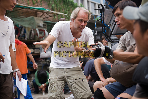 HARALD ZWART (DIRECTOR).on the set of The Karate Kid (2010).*Filmstill - Editorial Use Only*.CAP/FB.Supplied by Capital Pictures.