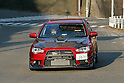 """""""Extremor"""" Mitsubishi Lancer Evolution X tuned by Varis is driven on roads of Tsukui-gun city, Kanagawa prefecture, Japan, on January 15, 2008."""