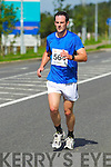 Patrick Quille pictured at the Rose of Tralee International 10k Race in Tralee on Sunday.