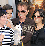 Billy Bob Thornton,wife & his daughter at Warner Bros. World Premiere of Legend of the Guardians: The Owls of Ga'Hoole held at The Grauman's Chinese Theatre in Hollywood, California on September 19,2010                                                                               © 2010 Hollywood Press Agency