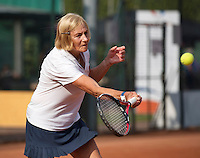 Etten-Leur, The Netherlands, August 23, 2016,  TC Etten, NVK, Anneke Jelsma-de Jong<br /> Photo: Tennisimages/Henk Koster