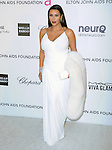 Kim Kardashian at the 21st Annual Elton John AIDS Foundation Academy Awards Viewing Party held at The City of West Hollywood Park in West Hollywood, California on February 24,2013                                                                               © 2013 Hollywood Press Agency
