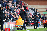 O's nw boss Carl Fletcher during Leyton Orient vs Carlisle United, Sky Bet EFL League 2 Football at The Breyer Group Stadium on 26th October 2019