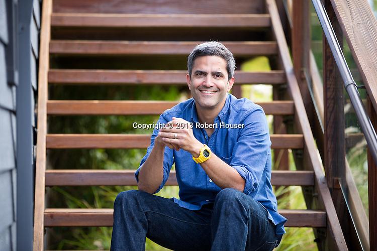 Portrait of Mark Breitbard - CEO - Gymboree