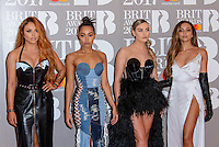 www.acepixs.com<br /> <br /> February 22 2017, London<br /> <br /> Little Mix arriving at The BRIT Awards 2017 at The O2 Arena on February 22, 2017 in London, England.<br /> <br /> By Line: Famous/ACE Pictures<br /> <br /> <br /> ACE Pictures Inc<br /> Tel: 6467670430<br /> Email: info@acepixs.com<br /> www.acepixs.com