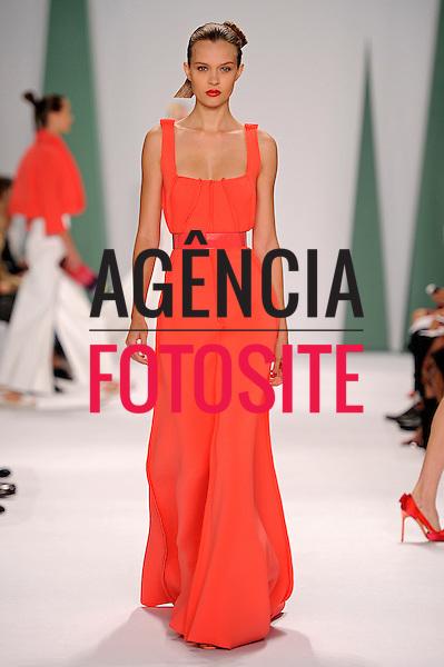Nova Iorque, EUA &sbquo;09/2014 - Desfile de Carolina Herrera durante a Semana de moda de Nova Iorque  -  Verao 2015. <br /> <br /> Foto: FOTOSITE