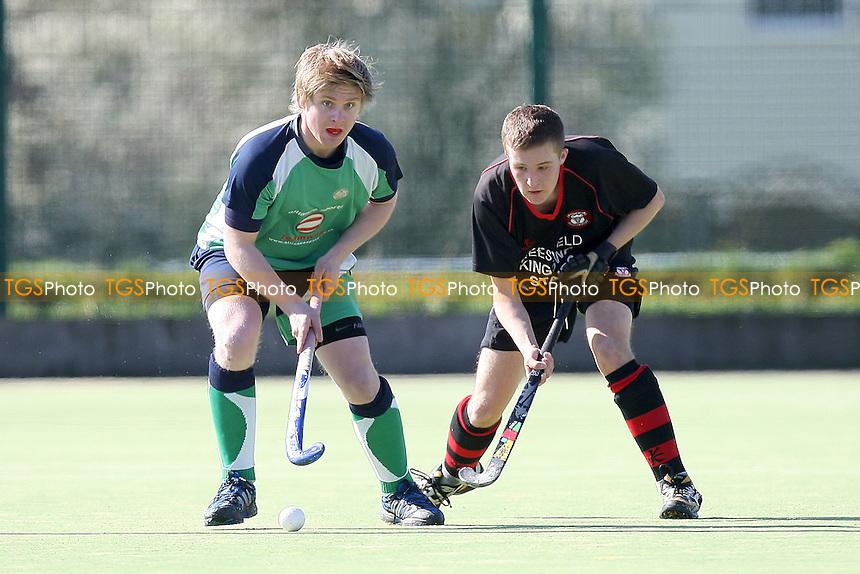 Havering HC vs Chelmsford HC - East Hockey League at Campion School - 19/03/11 - MANDATORY CREDIT: Gavin Ellis/TGSPHOTO - Self billing applies where appropriate - Tel: 0845 094 6026