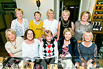 Ballyheigue ladies golf Committee enjoying a night out o=at Bella Bia's on Saturday Pictured front l-r Mary Dowling,  Mary Flahive, Nora Quinlan, vice Captain, Pauline Costello, Lady President, Kathleen Harty, Back l-r ,Kathleen Gilbride, Ann Leahy, Eileen Cantillon, Lorraine Canty, Lady Captain,  Eilish Delaney-Dalton
