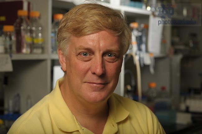 Professor David Hyde..Photo by Matt Cashore/University of Notre Dame