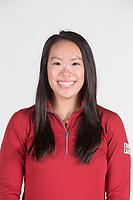 Stanford Gymnastics W Portraits, September 19, 2017