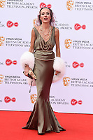 LONDON, UK. May 12, 2019: Amanda Mealing arriving for the BAFTA TV Awards 2019 at the Royal Festival Hall, London.<br /> Picture: Steve Vas/Featureflash