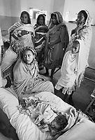 - Northern Sudan, inside of a hospital<br /> <br /> - Sudan settentrionale, interno di un ospedale