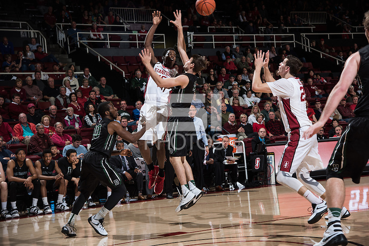 Stanford, CA; Saturday December 12, 2015; Men's Basketball, Stanford vs. Dartmouth