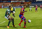 Deportivo Pasto igualó 0-0 ante Deportivo Cali. Fecha 19 Liga Águila I-2018.