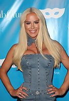 LOS ANGELES, CA - OCTOBER 27: Gigi Gorgeous, at UNICEF Next Generation Masquerade Ball Los Angeles 2017 At Clifton's Republic in Los Angeles, California on October 27, 2017. Credit: Faye Sadou/MediaPunch /NortePhoto.com
