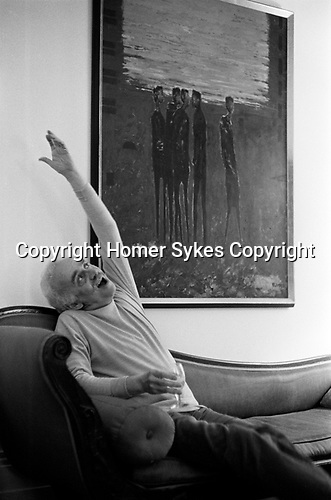 Harry Summerfield Hoff (4 August 1910 – 5 September 2002) was an English novelist, writing under the name William Cooper. At home London 1971