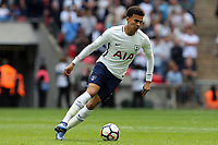 Dele Alli of Tottenham Hotspur during Tottenham Hotspur vs Leicester City, Premier League Football at Wembley Stadium on 13th May 2018