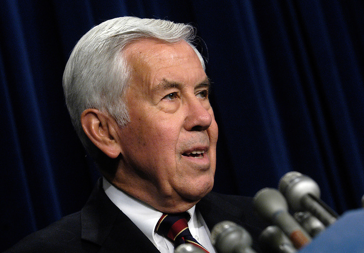 Sen. Dick Lugar, R-In., responds to President Bush's speech about the war in Iraq.
