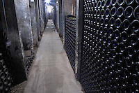bottles in bins bouchard p & f beaune cote de beaune burgundy france