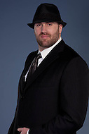 Keisel wearing a suit