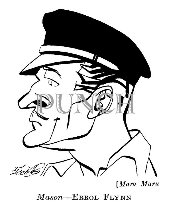 Mara Maru ; Errol Flynn