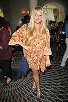LONDON, ENGLAND - AUGUST 08: Goldierocks (Samantha Louise Hall) at the Cats Protection's National Cat Awards 2019, The Savoy Hotel, The Strand, on Thursday 08 August 2019 in London, England, UK.<br /> CAP/CAN<br /> ©CAN/Capital Pictures