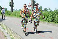 WANDELSPORT: FRYSLÂN: 04-06-2016, Slachtemarathon, ©foto Martin de Jong