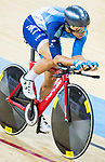 Leung Ka Yu of Hong Kong competes in the Men's Kilometre TT - Qualifying during the 2017 UCI Track Cycling World Championships on 16 April 2017, in Hong Kong Velodrome, Hong Kong, China. Photo by Chris Wong / Power Sport Images