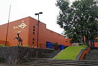 The Museo Nacional de Antropologia David J Guzman in San Salvador, El Salvador