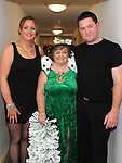 Angeline Roddy, Kathleen Jennings and Dave Reddy who took part in the Strictly Come Dancing in the TLT in aid of St Mary's Drumcar . Photo:Colin Bell/pressphotos.ie