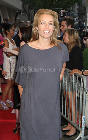 June 20, 2012  Frederique Van der Wal . attend the Cinema Society and Hollywood Reporter screening of Sony Pictures Classics To Rome with Love at the Paris Theatre in New York City.Credit:© RW/MediaPunch Inc.