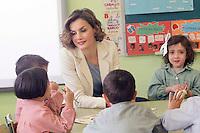 Queen Letizia opening scholarship