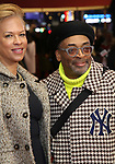 """Tonya Lewis Lee and Spike Lee attends the Broadway Opening Night Performance of """"To Kill A Mockingbird"""" on December 13, 2018 at The Shubert Theatre in New York City."""