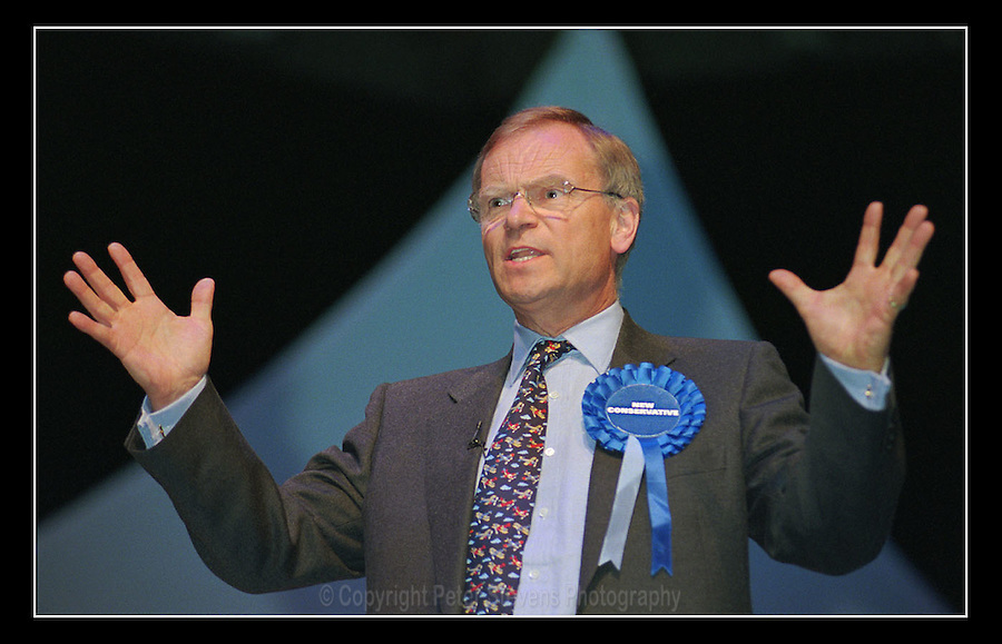 Jeffrey Archer - Pre-Election Rally, Manchester Velodrome - 18th April 1997