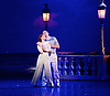 Matthew Bourne's <br /> The Red Shoes <br /> at Sadler's Wells, London, Great Britain <br /> press photocall <br /> 9th December 2016 <br /> <br /> Monte Carlo duets :<br /> <br /> Ashley Shaw as Vicky and Chris Trenfield as Julian <br /> <br /> <br /> <br /> Photograph by Elliott Franks <br /> Image licensed to Elliott Franks Photography Services