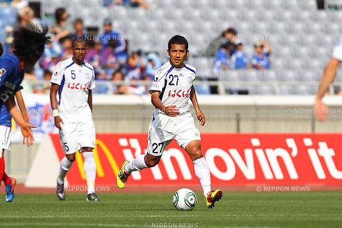 Teruyoshi Ito (Ventforet), MAY 21st, 2011 - Football : 2011 J.LEAGUE Division 1 between Yokohama F.Marinos 4-0 Ventforet Kofu at Nissan Stadium, Kanagawa, Japan. (Photo by YUTAKA/AFLO SPORT) [1040].
