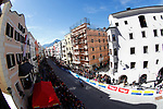Ho San Chiu (HKG) during the Men's Elite Individual Time Trial of the 2018 UCI Road World Championships running 52.5km from Wattens to Innsbruck, Innsbruck-Tirol, Austria 2018. 26th September 2018.<br /> Picture: Innsbruck-Tirol 2018/BettiniPhoto | Cyclefile<br /> <br /> <br /> All photos usage must carry mandatory copyright credit (© Cyclefile | Innsbruck-Tirol 2018/BettiniPhoto)