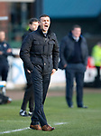 Dundee v St Johnstone&hellip;29.12.18&hellip;   Dens Park    SPFL<br />Dundee boss Jim Mcintyre shouts at his players<br />Picture by Graeme Hart. <br />Copyright Perthshire Picture Agency<br />Tel: 01738 623350  Mobile: 07990 594431